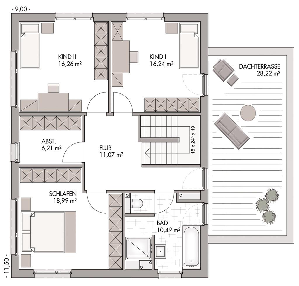 Modern Classic 160 Bauen Im Bauhausstil Mit Eco System Haus