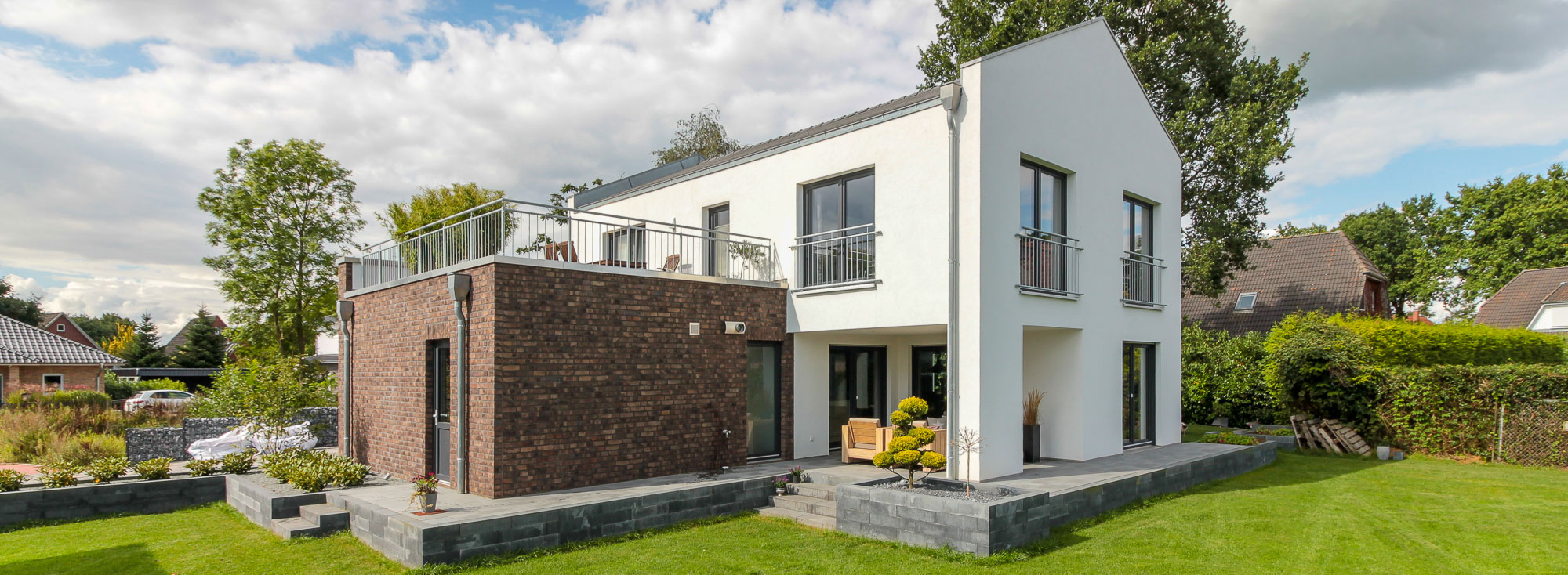 Bauhaus modern classic unsere h user im bauhausstil for Bauhaus bauen